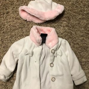 Other - 12 mo coat and hat set